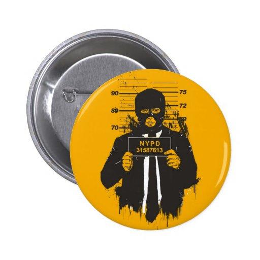 mugshot 2 inch round button