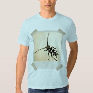 Mugshot del escarabajo playeras