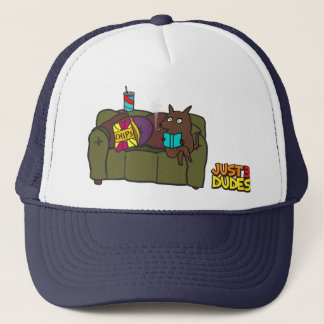 MUGSY TRUCKER HAT