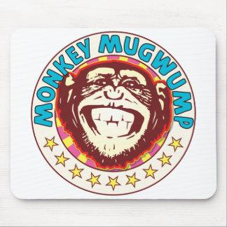 Mugwump Monkey Mouse Pad