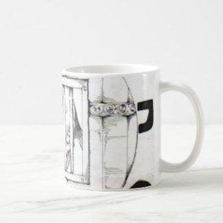 Mugz del café del masta de la mazmorra taza clásica