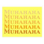 Muhahaha Gifts Post Cards