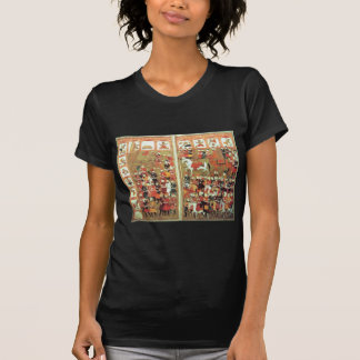 Muhammad Destroying Icons in the Kaaba T-Shirt