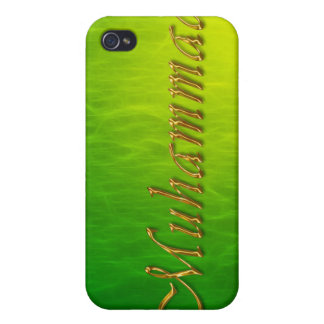 MUHAMMAD Name Branded iPhone Cover