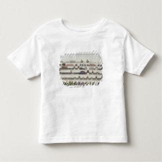 Muharram Ceremony, Faizabad, 1772 from 'The Gentil T-shirt