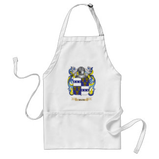 Muir Coat of Arms Family Crest Aprons