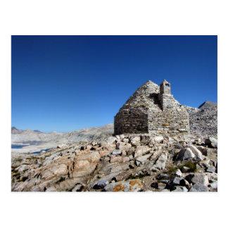 Muir Pass / Muir Hut - John Muir Trail Postcard