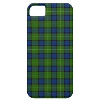Muir Tartan Plaid iPhone SE/5/5s Case