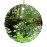 Muir Woods Bridge I Ceramic Ornament