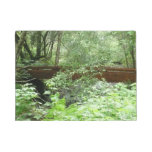 Muir Woods Bridge I Doormat