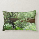 Muir Woods Bridge I Lumbar Pillow