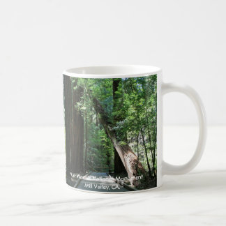 """Muir Woods"" Coffee Mug"