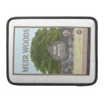 Muir Woods National Monument 2 Sleeve For MacBooks