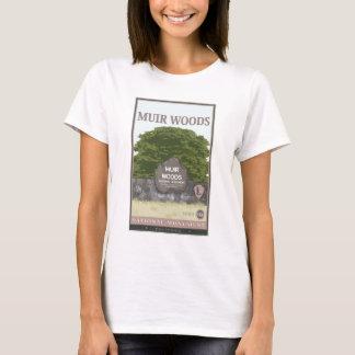 Muir Woods National Monument 2 T-Shirt