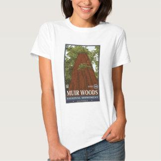 Muir Woods National Monument 3 Shirt