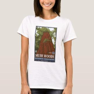 Muir Woods National Monument 3 T-Shirt