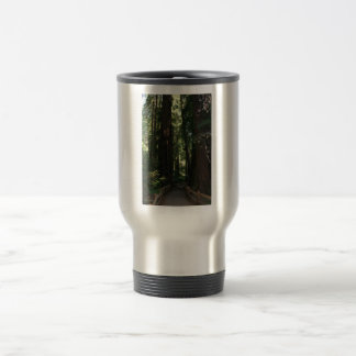 Muir Woods National Monument Travel Mug