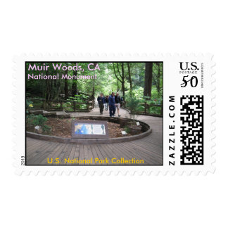 Muir Woods Nat'l Monument Stamps