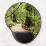 Muir Woods Path II Nature Photography Gel Mouse Pad