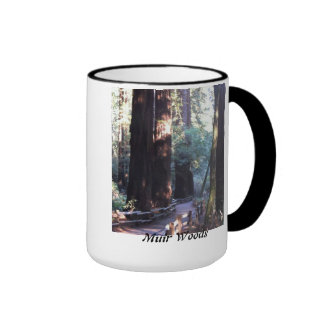 Muir Woods Ringer Mug