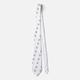 Mujer americana para Hillary Clinton Corbatas Personalizadas