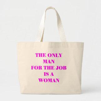 mujer bolsas