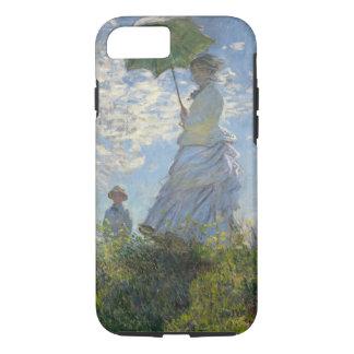 Mujer de Claude Monet con un vintage de la bella Funda iPhone 7
