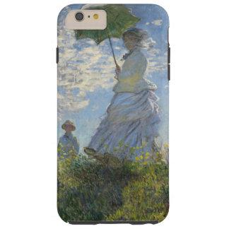 Mujer de Claude Monet con un vintage de la bella Funda Resistente iPhone 6 Plus