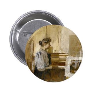 Mujer de Eduardo Vuillard- en el estudio Pin