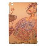 Mujer de Gorophahmmed iPad Mini Cárcasa