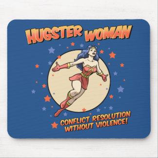 Mujer de Hugster Tapetes De Ratones