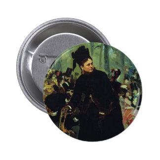 Mujer de Ilya Repin- (estudio) Pins