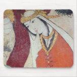 Mujer de la corte de Shah Abbas I, 1585-1627 Alfombrilla De Ratón
