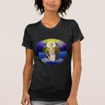 Mujer de la hada de la fantasía camisetas