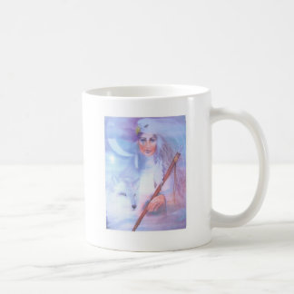 mujer de la medicina taza