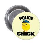 Mujer de la policía pins