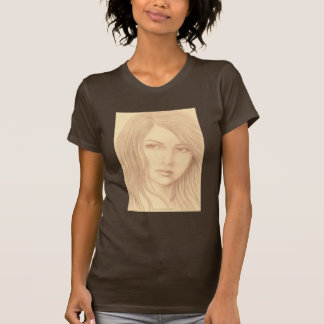 Mujer de la sepia II Camiseta