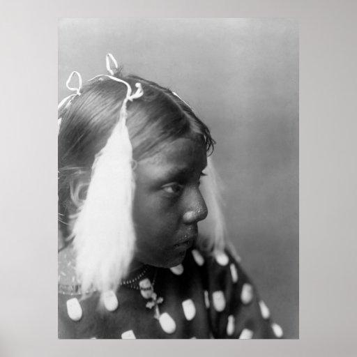 Mujer de muchos hechos: 1907 poster