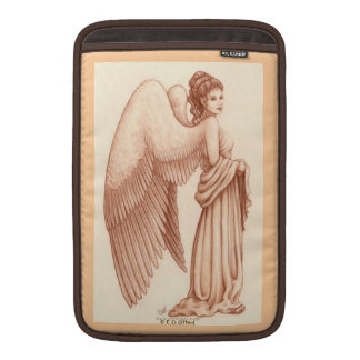 Mujer del ángel fundas MacBook