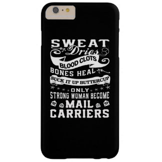 Mujer del cartero funda barely there iPhone 6 plus