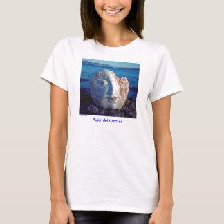 Mujer del Corazon/camiseta Playera