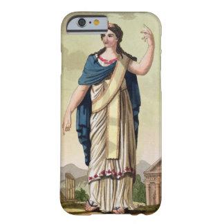 """Mujer del Patrician, no. 26 de """"Roma antigua"""", Funda De iPhone 6 Barely There"""