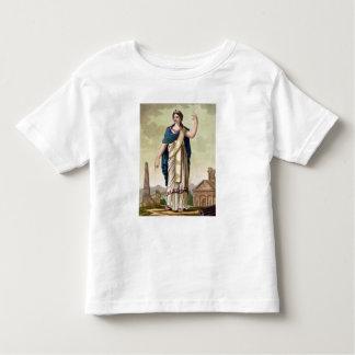 """Mujer del Patrician, no. 26 de """"Roma antigua"""", Poleras"""