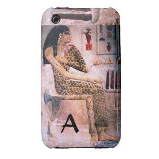 MUJER ELEGANTE, MODA Y BELLEZA DE EGIPTO ANTIGUO Case-Mate iPhone 3 PROTECTORES