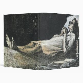 Mujer en su lecho de muerte, Vincent van Gogh