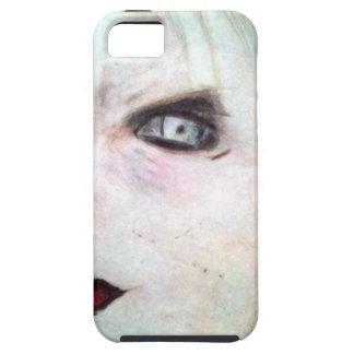 Mujer enojada FEA Funda Para iPhone SE/5/5s