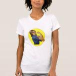 Mujer estupenda camisetas