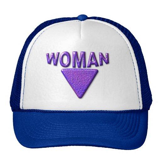 Mujer Gorras