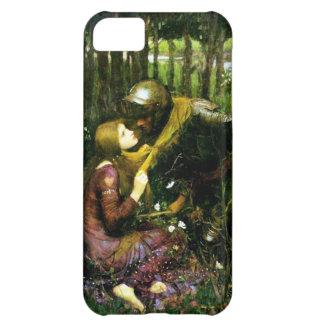 Mujer hermosa del Waterhouse sin misericordia Funda Para iPhone 5C
