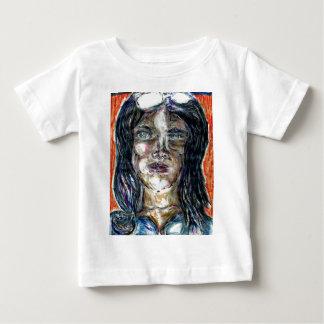 Mujer internacional del misterio tee shirts